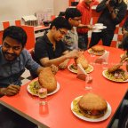Rubi's Big Burger Challenge