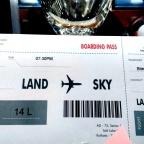 On a Culinary Flight at Fly Kouzina: